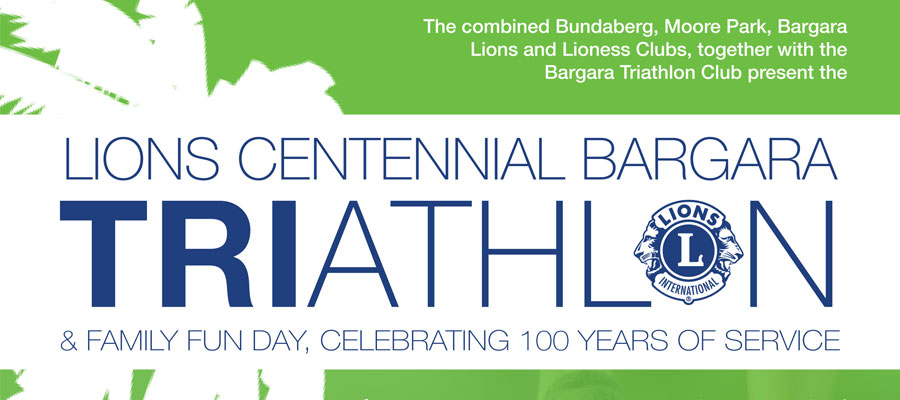 Bargara Triathlon Sunday April 23rd 2017