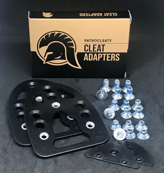 Mid Foot Cleat Adapters