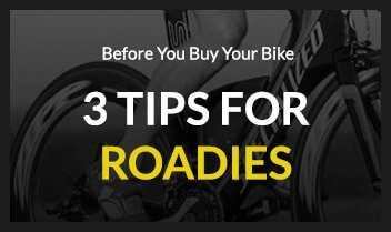 tips for roadies
