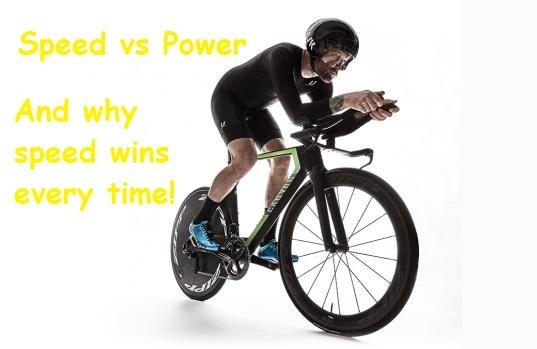 Speed vs Power
