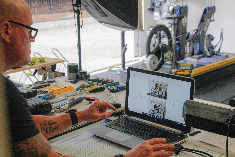 Remote / Virtual Bike Fit